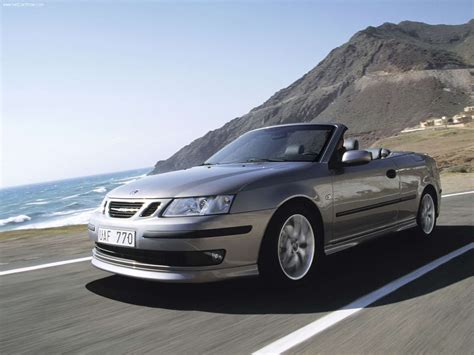 Saab 93 Convertible (2005)  Pictures, Information & Specs