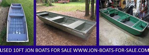 8 Ft Aluminum Jon Boat For Sale by Used 10ft Jon Boats For Sale Buy Cheap Used Jon Boats
