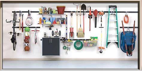 rubbermaid garage storage system 9 ways rubbermaid fasttrack can help you