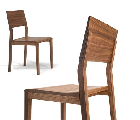luxury leather and wood dining chairs team7 s1 wharfside