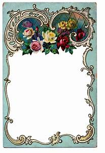 Victorian Rose Amber Clip Art | Victorian Clip Art ...
