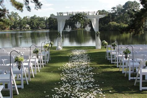 Golden Eagle Country Club, Wedding Ceremony & Reception