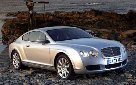 By The Numbers 2005 Bentley Continental Gt Vs 2012