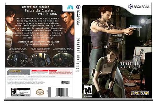 Resident evil 0 nintendo wii download :: guifangzuty