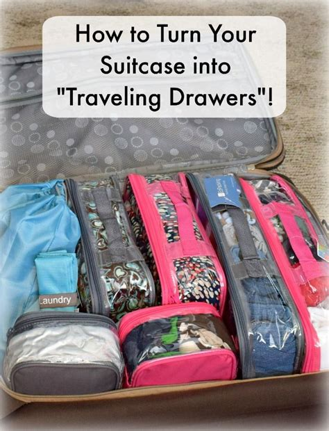 Packing An Organized Suitcase Suitcase Packing Tips