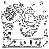Coloring Sled Pages Christmas Coloringpages1001 Sheets Printable Sheet Patterns sketch template