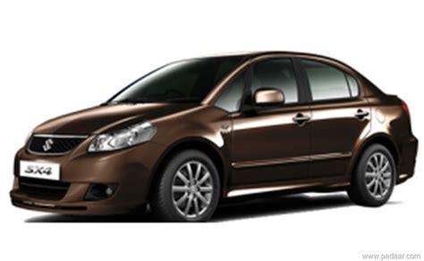 Maruti Suzuki Sx4 Vxi Mt Specifications, Onroad & Ex