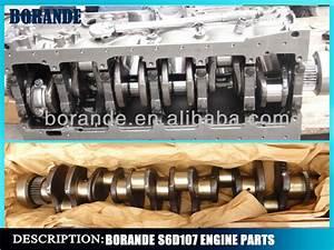 High Quality Excavator Engine Parts Piston Liner Connect Rod S6d107 Engine Parts