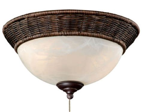 2 light 13 quot espresso ceiling fan light at menards 174