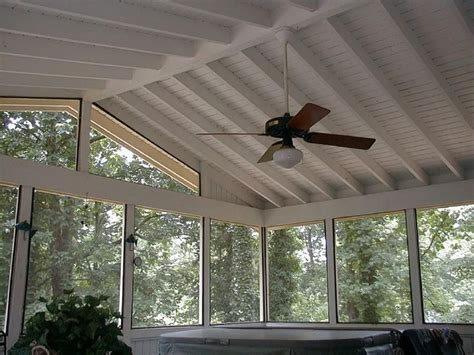 ceiling fan for screened porch screened in porch ideas design screen porch ceiling