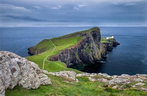 Neist Point Coast In Isle Of Skye Thousand Wonders