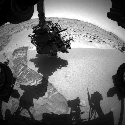 Mars rover says: 'good evening gale crater!'   Page 9 ...