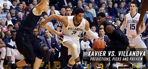 Xavier vs Villanova Basketball Predictions, Picks & Preview
