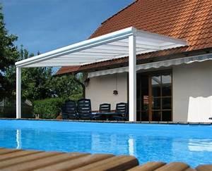 Terrassen berdachung aus aluminium in rostock for Terrassenüberdachung alu profile