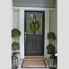 Best 25+ Colonial Front Door Ideas On Pinterest  White