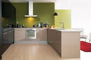 revgercom cuisine mur couleur chocolat idee With quelle couleur va avec le taupe 7 aide pour choix de couleur peinture des murs de cuisine