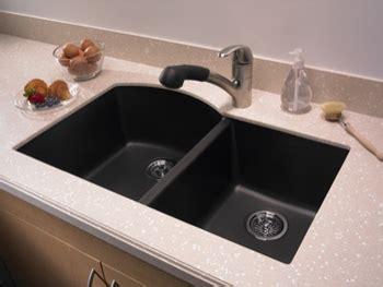 Swanstone Qudb3322077 Granite Undermount Double Bowl