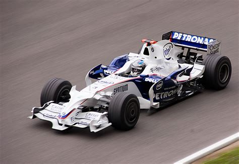 Bmw Formula 1 by Bmw Sauber F1 08