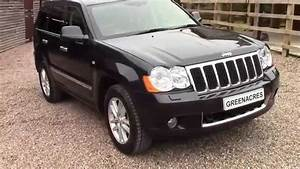 Used 2010 10 Reg Jeep Grand Cherokee Overland 3 0 Crd V6 For Sale In Nottinghamshire