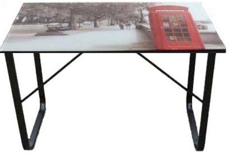 chaise de bureau londres bureau plateau verre 6 mm décor londres bureau pas cher