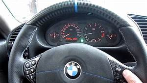 Bmw E36 Cruise Control Light On Instrument Cluster