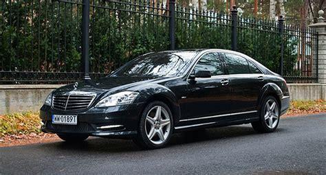 Bogactwo W Czasach Kryzysu  Mercedes S 250 Cdi (test