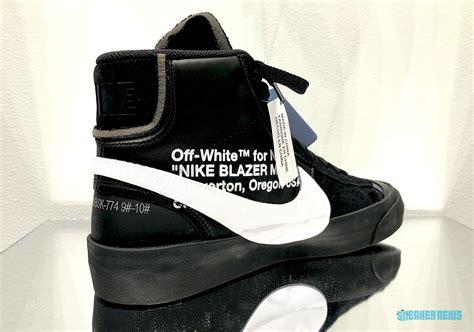 1e9a88dfcb26 1140 x 800 sneakernews.com. Off-White Nike Blazer ...
