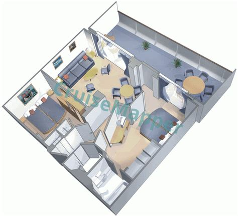 floor plans for master bedroom suites liberty of the seas cabins and suites cruisemapper
