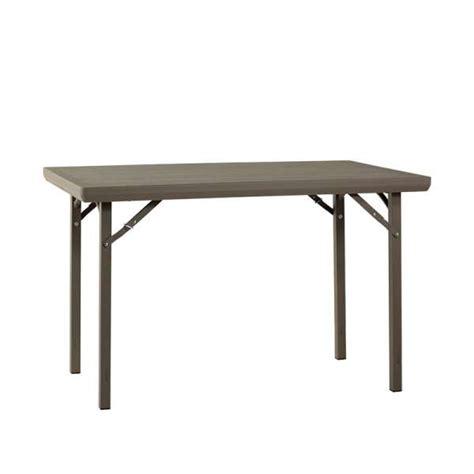 table pliante rectangulaire de collectivit 233 4 pieds