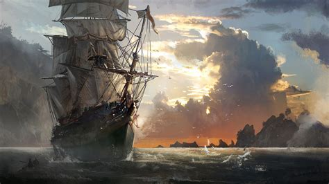 pictures of pirate ships wallpaper best cool wallpaper