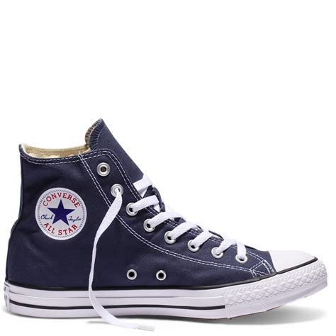 High Top chuck all classic colour high top navy