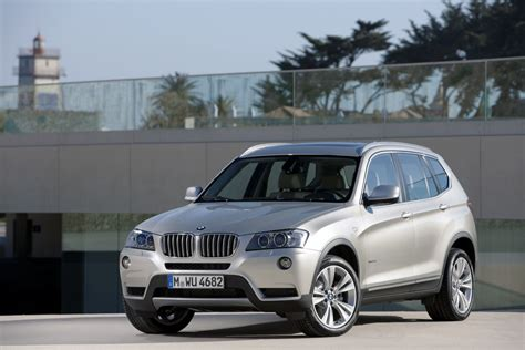 How Much Is A Bmw X3