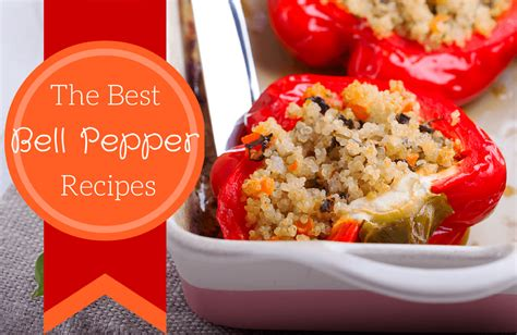 ways  pick peppers  dinner sparkpeople