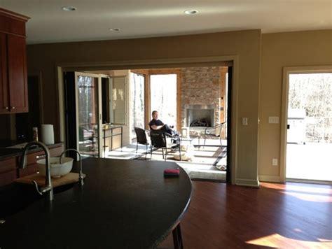 convert empty screen porch   living space