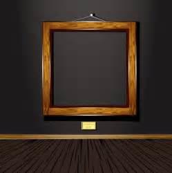 Wooden Vintage Frame Vector Free