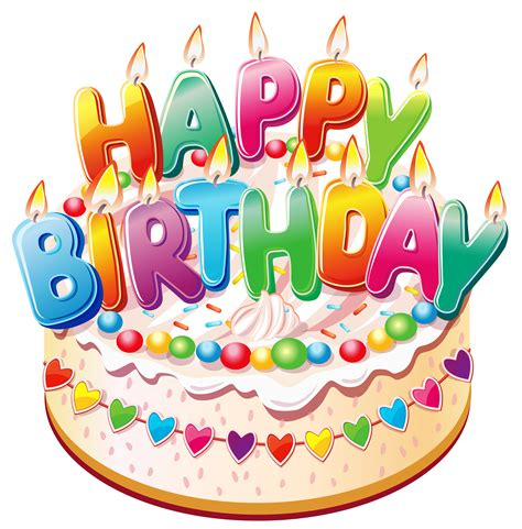 Free Happy Birthday Png, Download Free Clip Art, Free Clip