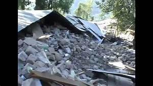 Pakistan Azad Kashmir 2005 Earthquake Devastation And