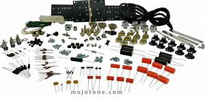 Blackface Super Reverb U00ae Style Small Parts Kit