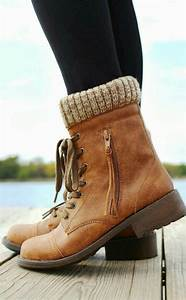 CUTE COMBAT BOOTS on The Hunt