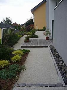 Kiesflächen Im Garten : klare strukturen ~ Markanthonyermac.com Haus und Dekorationen