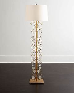 Glass petal floor lamp for Glass petal floor lamp