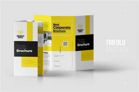 tri fold brochure template photoshop cs4 20 best tri fold brochure templates word indesign