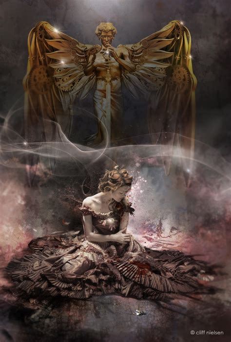 cliff nielsen sci fi  fantasy illustrator graphic