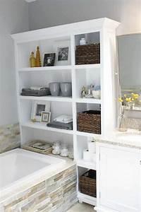 20, Smart, Bathroom, Storage, Ideas, That, Will, Impress, You