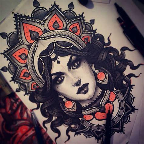 reclusive russian tattoo artists stunning sketches ratta tattooratta tattoo