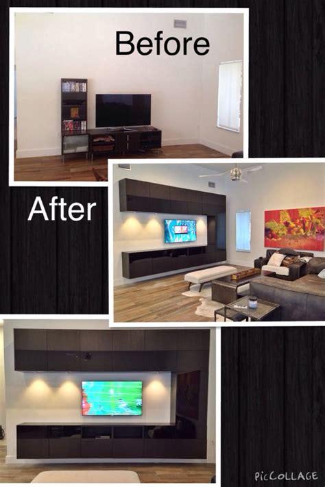 ikea besta entertainment center ikea besta tv entertainment center wall unit ホームアイデア pinterest entertainment center wall