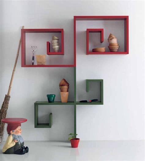 bedroom shelving units kris allen daily クリエイティブなシェルフ 壁