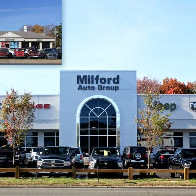 Milford Chrysler Jeep Dodge by Milford Chrysler Jeep Dodge Ram Munger Commercial