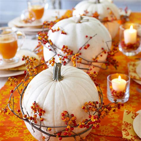 fall table decorations easy 23 diy autumn centerpieces