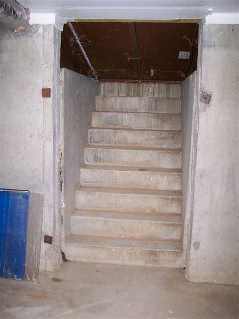 basement finishing unfinished basement stairs